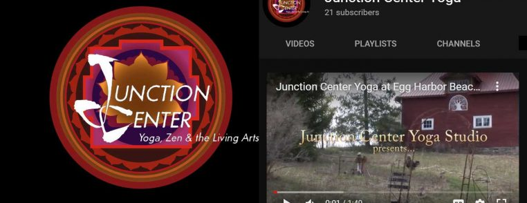 Junction Center Yoga YouTube channel